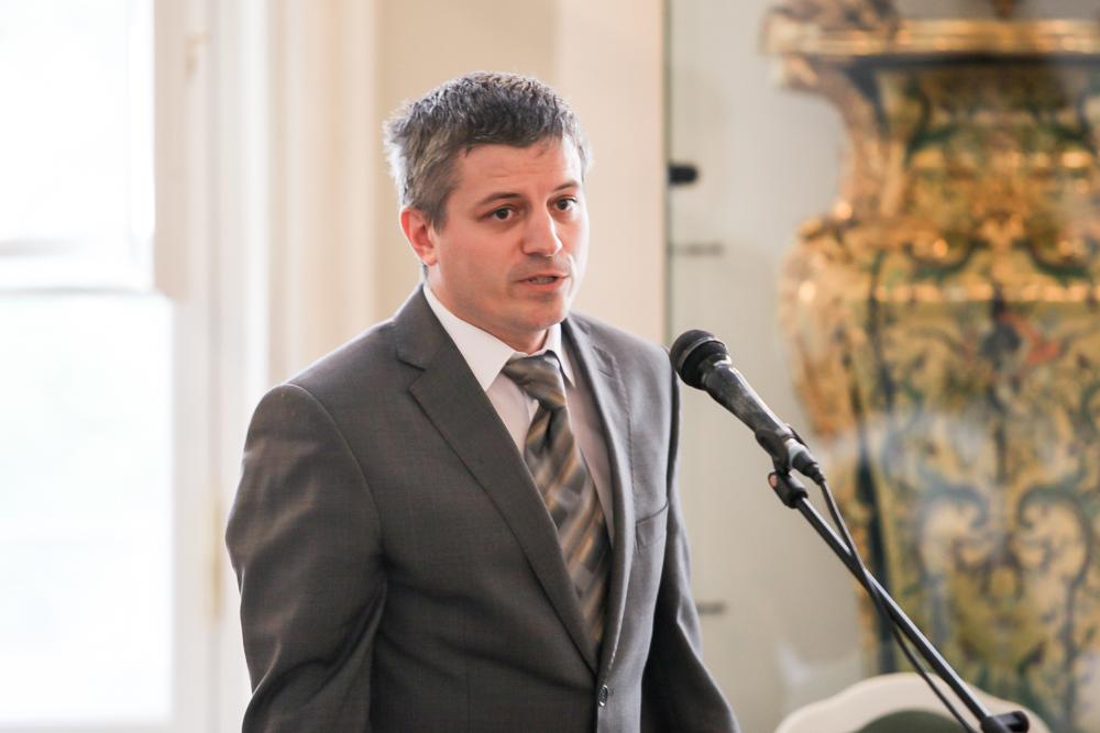 Андрей Глотов-ведущий специалист проекта Российские геномы